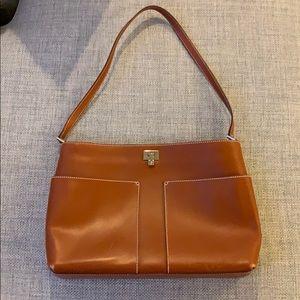 Lambertson Treux leather handbag